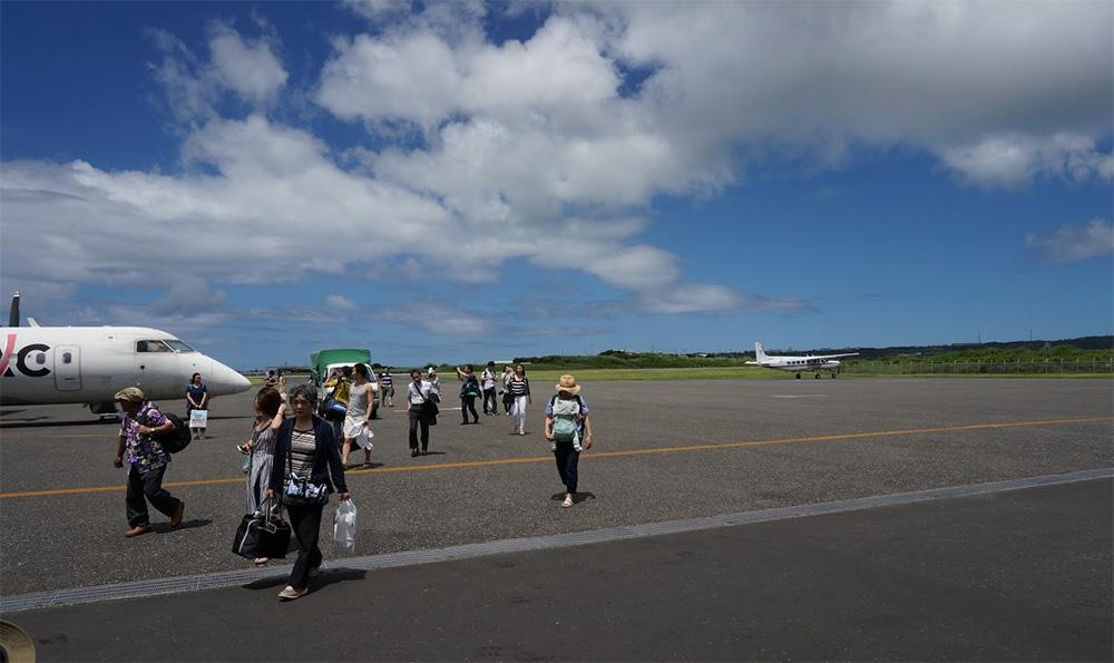 与論島-与論空港