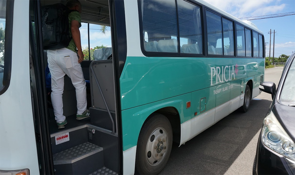 与論島-那覇空港から与論空港へ