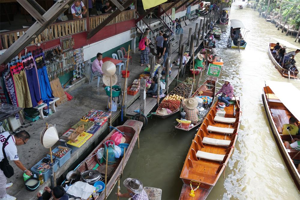 タイ-バンコク旅行
