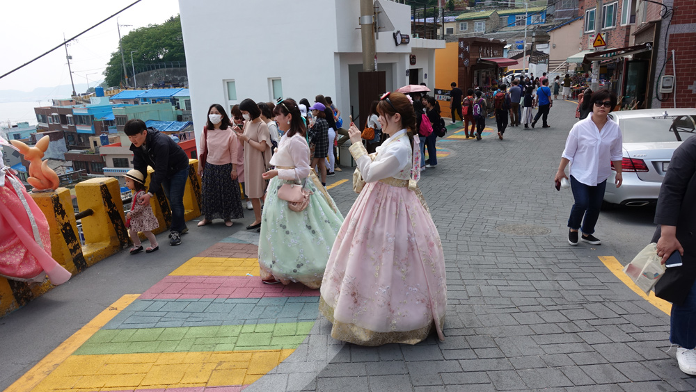 韓国釜山へピーチで